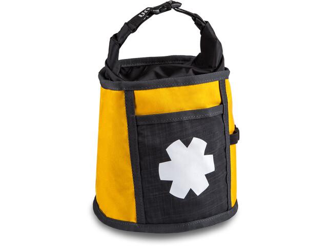 Ocun Boulder Bag, żółty/czarny